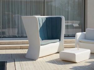 Myyour Nova Gepolstertes Sofa mit LED RGB 21708NOVA