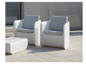 Myyour Nova S Gepolsterter Sessel mit LED RGB 21508NOVA
