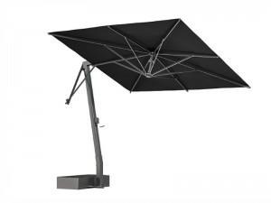 Ombrellificio Veneto Horizon Sonnenschirm mit seitlichem Arm 300x300cm HORIZON