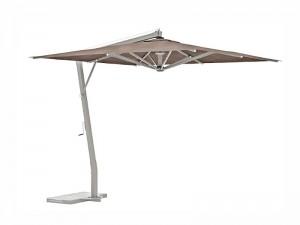 Ombrellificio Veneto Marte Sonnenschirm mit seitlichem Arm 300x400cm MARTE