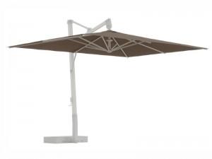 Ombrellificio Veneto Pitagora Sonnenschirm mit seitlichem Arm 400x400cm PITAGORA