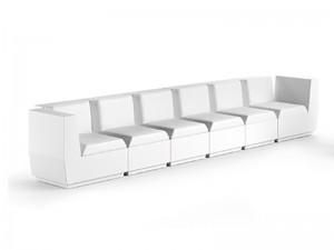 Plust Big Cut Sofa Zusammensetzung outdoor BIGCUT