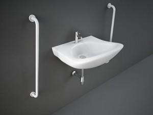 Rak Bella eingestellter Waschbecken für Behinderte BEWB00001
