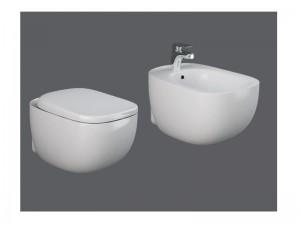 RAK Illusion Paar eingestellte Sanitären