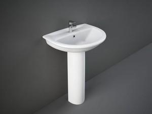 Rak Karla eingestellter Waschbecken oder auf Säule KAWB00002