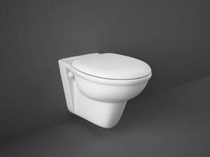 Rak Karla eingestellter Topf mit Toilettendeckel KAWC00003+KASC00004