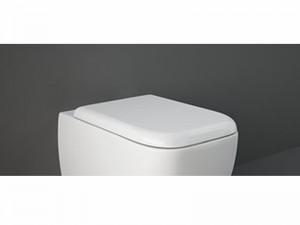 Rak Metropolitan einfacher Toilettendeckel. cod. MESC00002