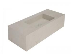 Salvatori Stiletto lavabo a parete STILETTO120