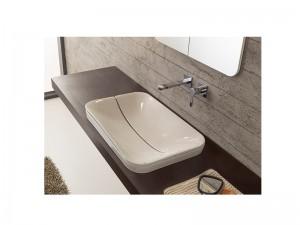 Scarabeo Mizu Einbau Waschbecken 9004