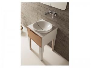 Scarabeo Mizu Einbau Waschbecken 9002