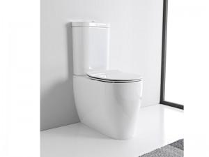 Scarabeo Moon Toilette am Boden Monoblock 5126CL-5527