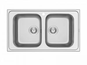 Schock Master N200 lavello cucina 2 vasche MASTN200