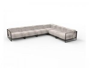 Talenti Casilda Modulares Sofa aus Stoff CASIMOD.PLUS