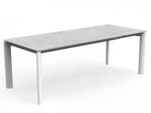 Talenti Milo ausziehbarer Tisch outdoor MLOTPCER160BI