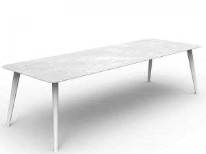 Talenti Moon Alu ausziehbarer Tisch outdoor MONALUTP240B