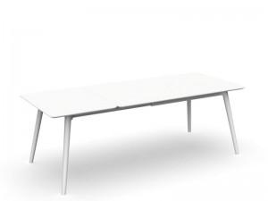 Talenti Moon Alu ausziehbarer Tisch outdoor MONALUTPFA160B