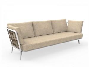 Talenti Soho Sofa 3 Sitzplätze outdoor SODIV3PB