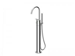 Zucchetti Isystick rubinetto vasca freestanding con doccetta ZP1629