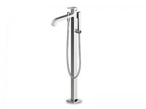 Zucchetti Jingle rubinetto vasca freestanding con doccetta ZIN622